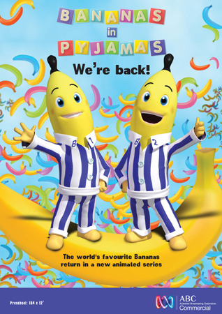 Bananas In Pyjamas — Mipcom