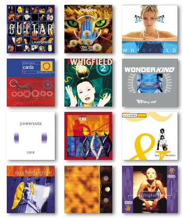 CD Covers — Various